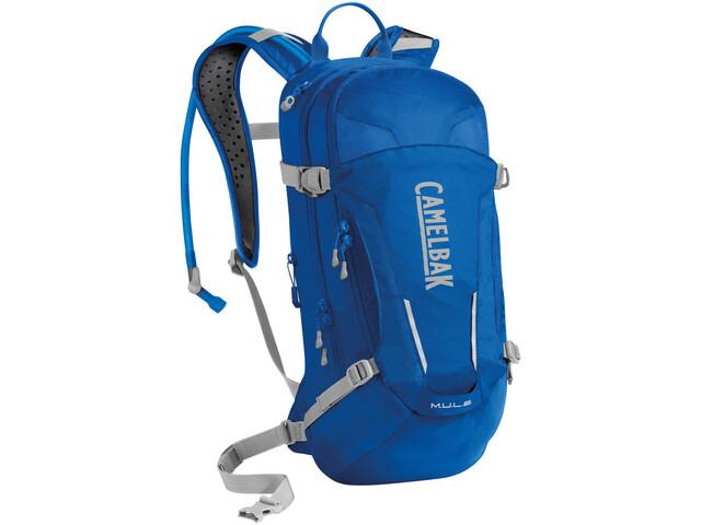 CamelBak M.U.L.E. Hydration Pack 3l lapis blue/silver